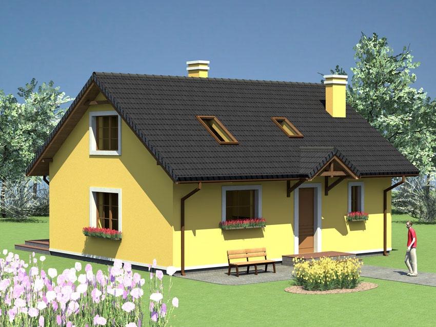Dom w Chociwlu 1