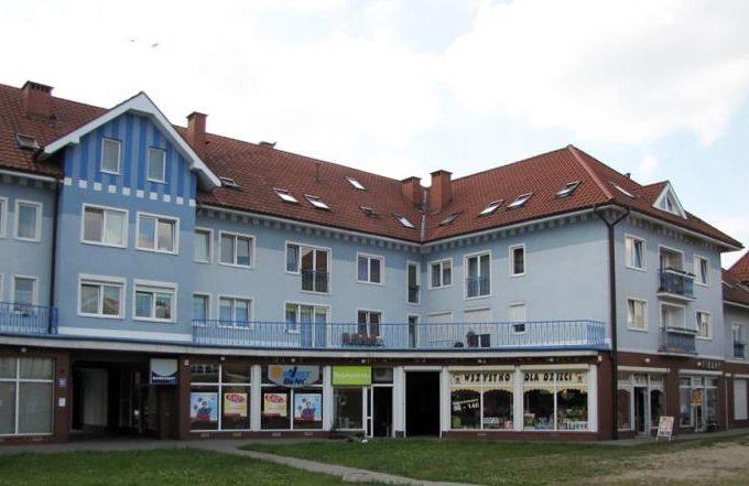 Budynek wielorodzinny Stargard ul. Słowackiego