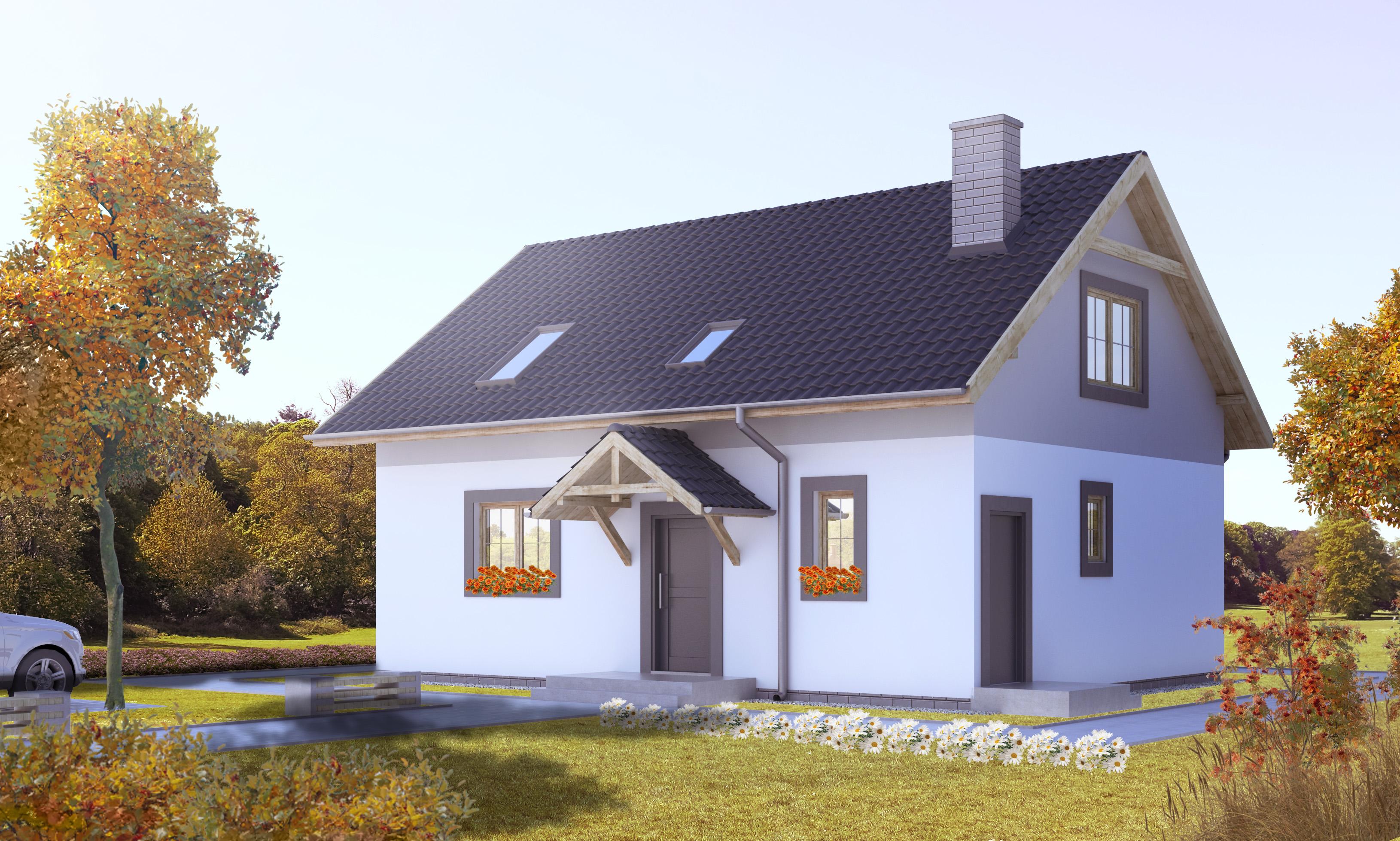 Dom w Drezdenku