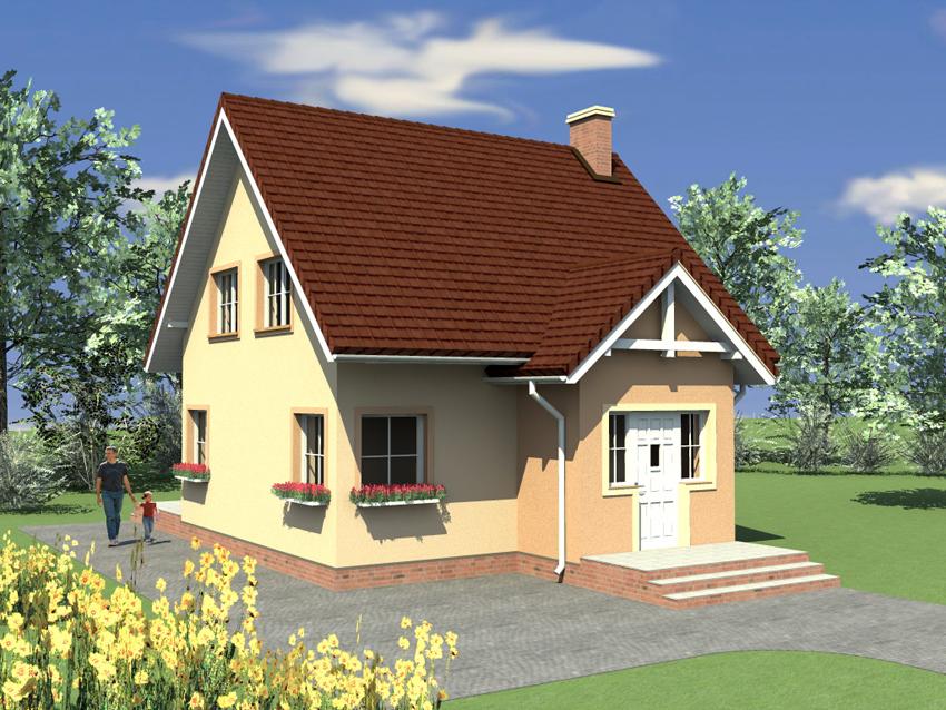 Mała chatka