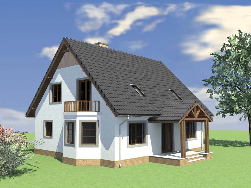 Dom w Lubowie
