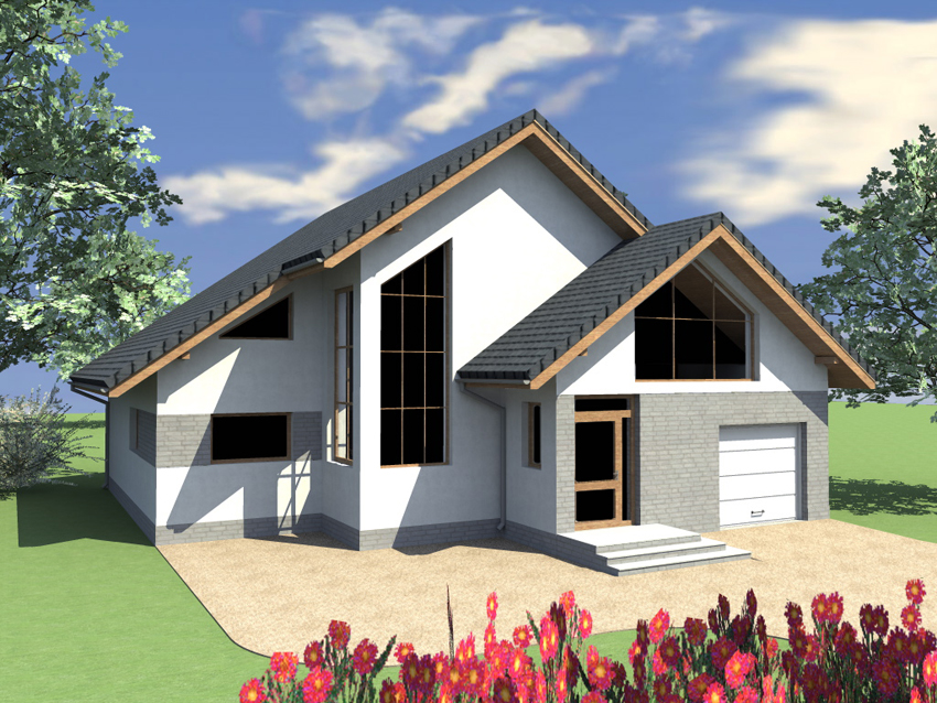 Dom w Dolicach