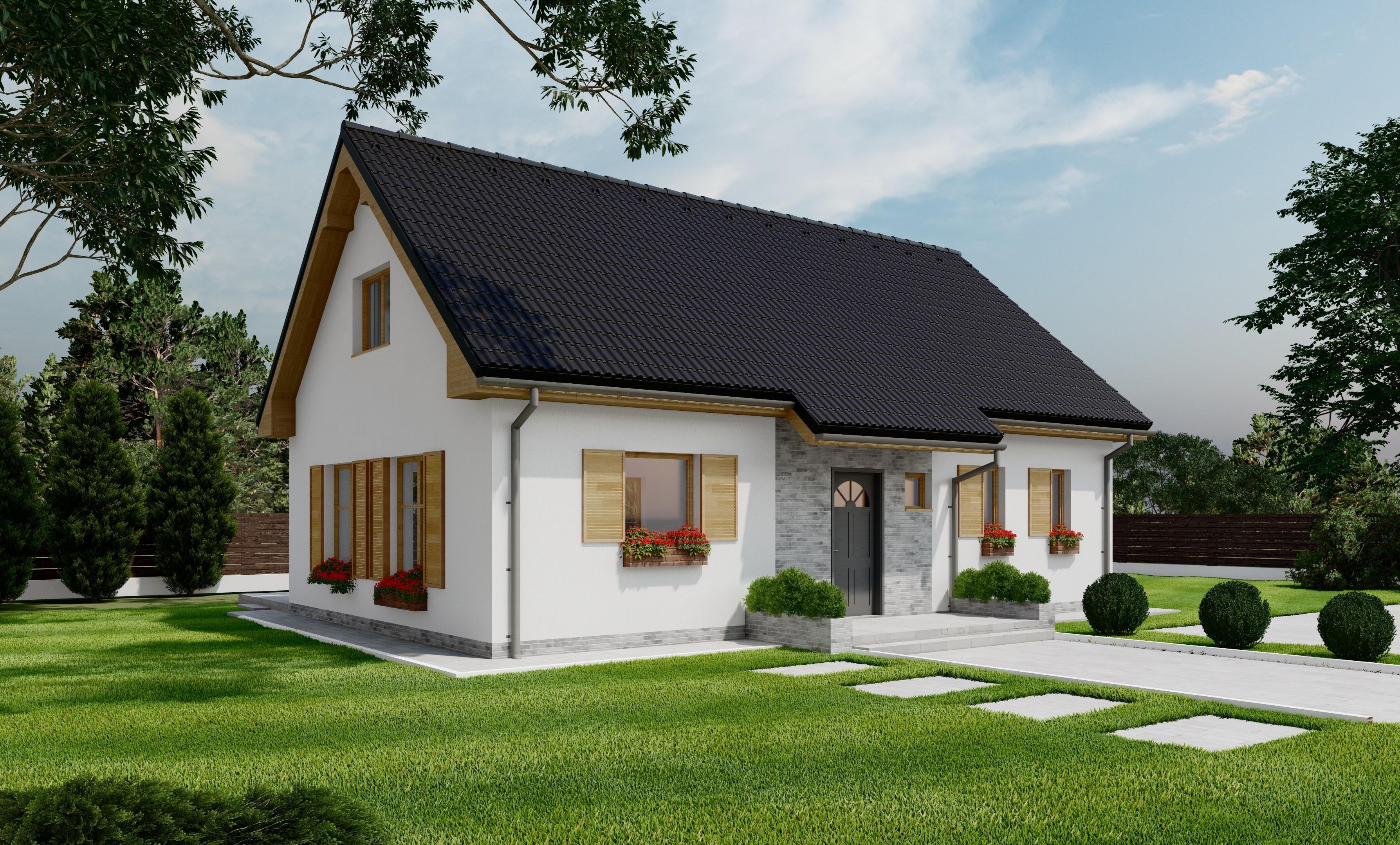 Dom dla dwóch osób